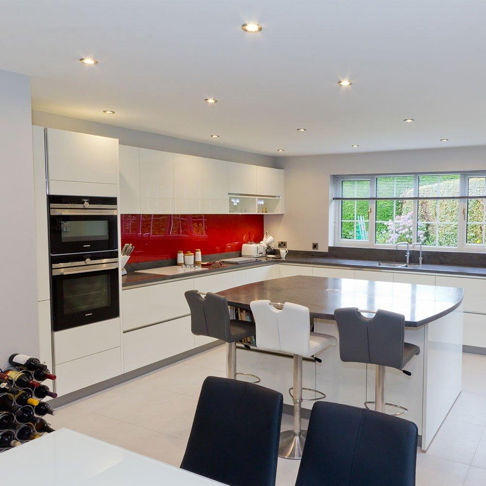 Chandran-Weetwood, Leeds - Four Seasons Kitchen Design Leeds