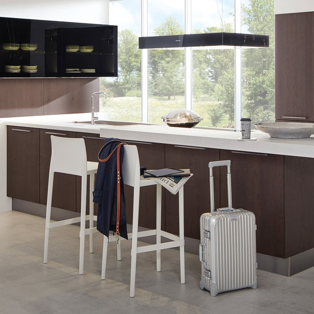 Modern Kitchens With Handles