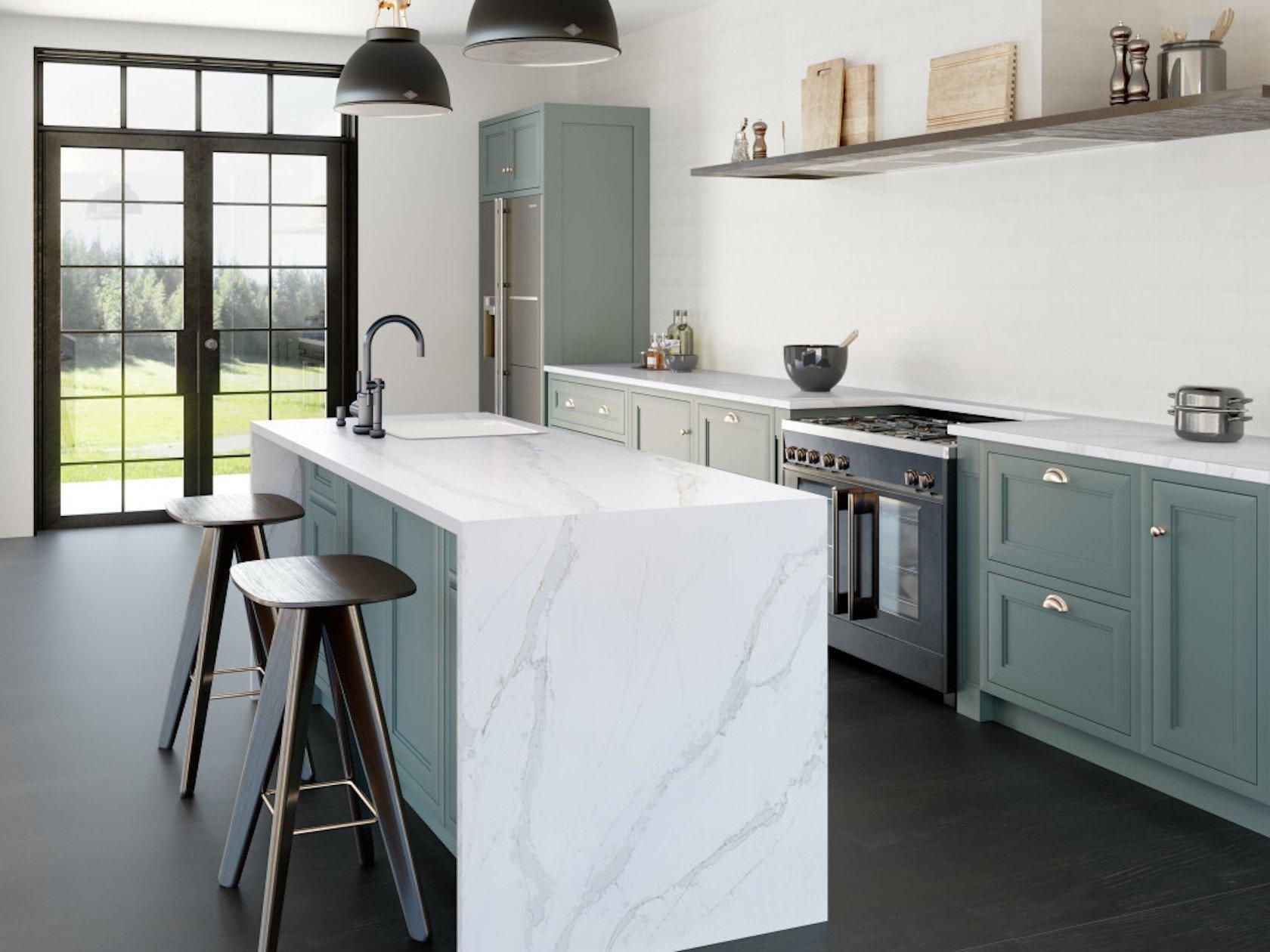 Kitchen Worktops - Four Seasons Kitchen Design Leeds