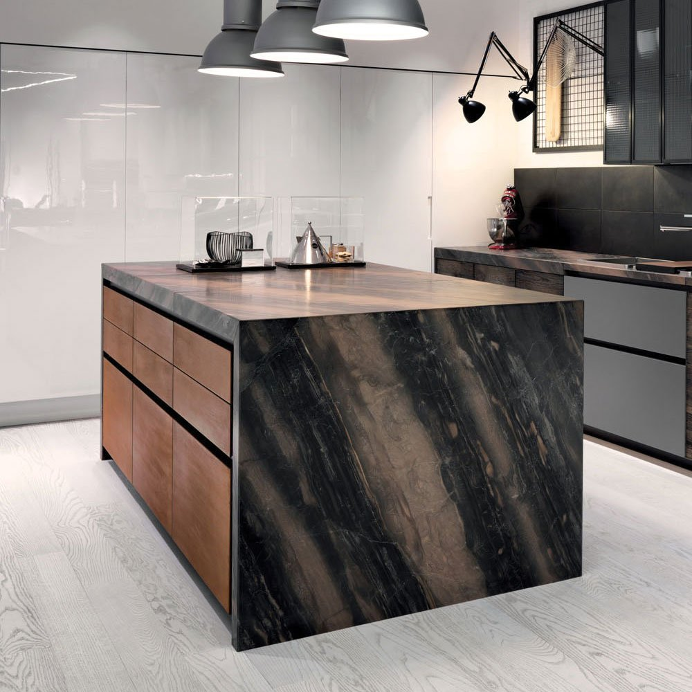 Modern Kitchens Without Handles