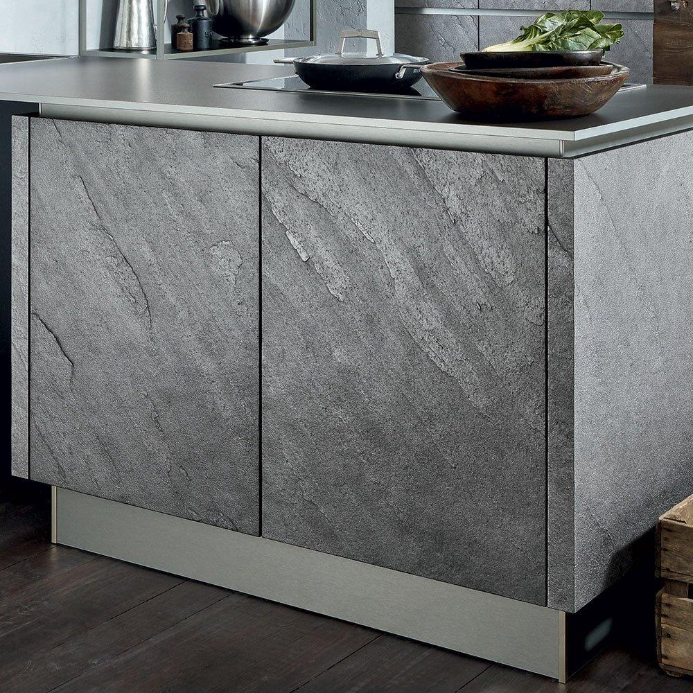 Kitchen Design Handles: Modern-kitchens-without-handles-8