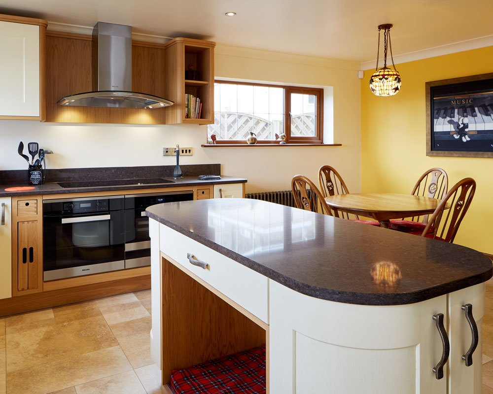 Deco Style Kitchen Project - Shadwell, Leeds - Four Seasons Kitchen ...