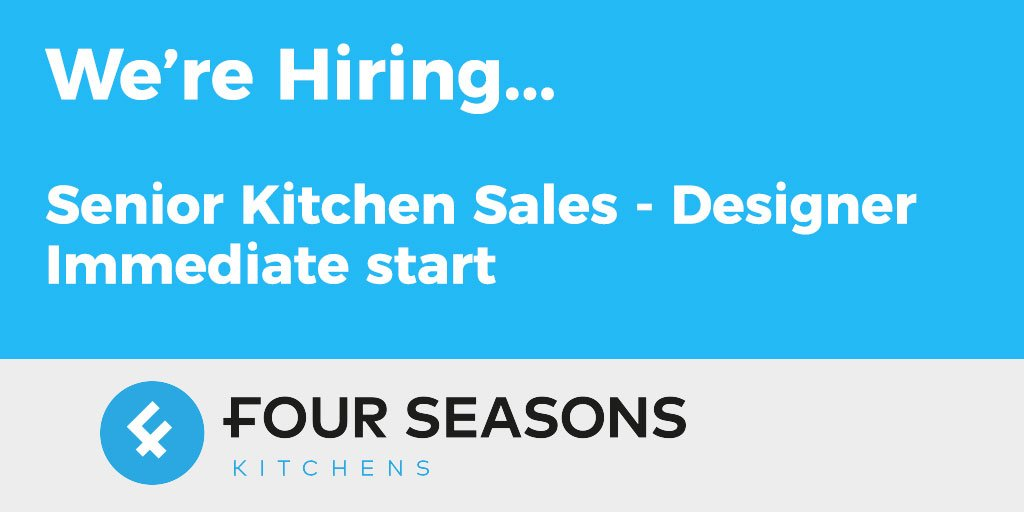We Are Looking For An Experienced Kitchen Sales Designer To Join Our Team