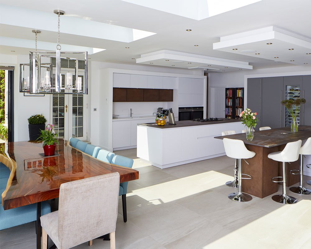 alwoodley leeds family kitchen 1