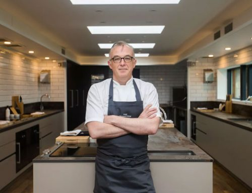 What surface does a Michelin star chef choose?