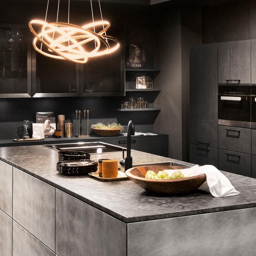 Kitchen Design Handles: Modern Kitchens With Handles
