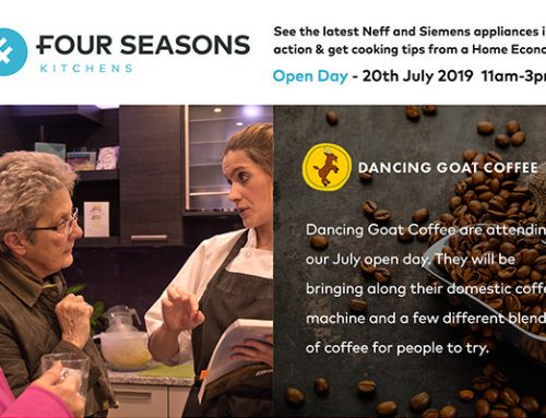 Our Next Open Day – 20th July 2019!