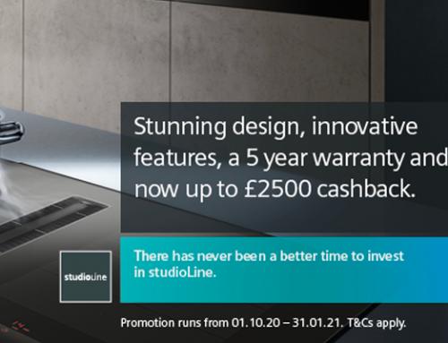 Siemens studioLine £2,500 cashback promotion!