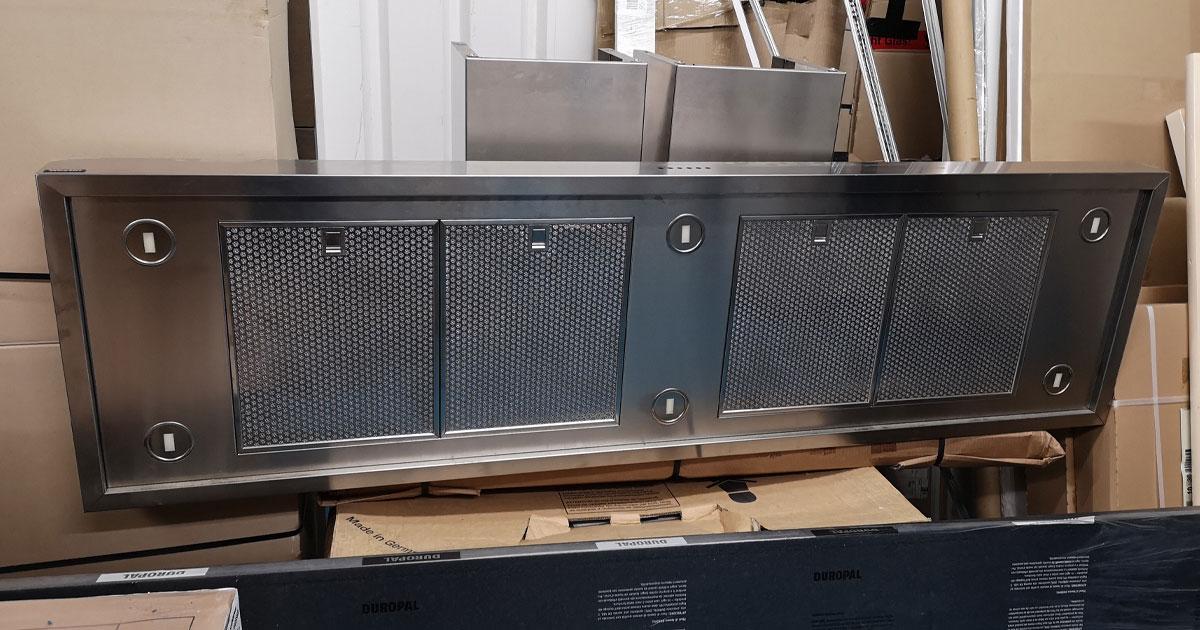 Westin 1800 wide twin motor kitchen extractor
