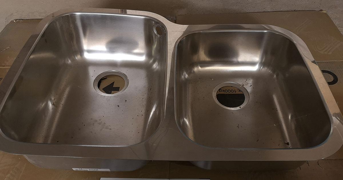 Blanco Supreme Kitchen Sink Leeds