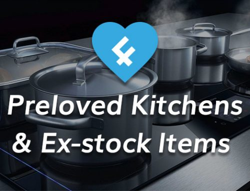 Preloved Kitchens and Ex-stock items