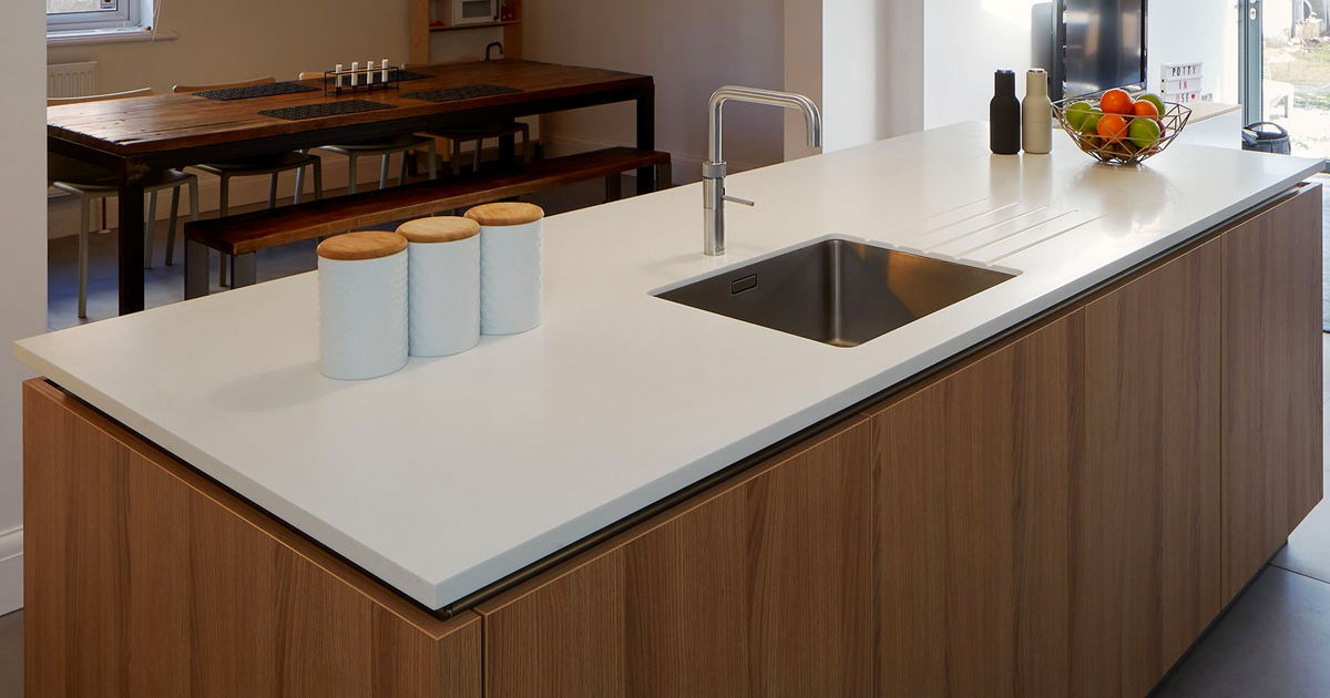 Kitchen sinks and taps